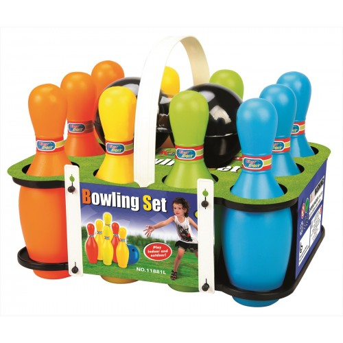 Bowling Set in Carry-Tray