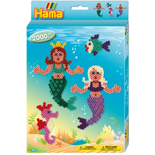 Mermaid Beads Set