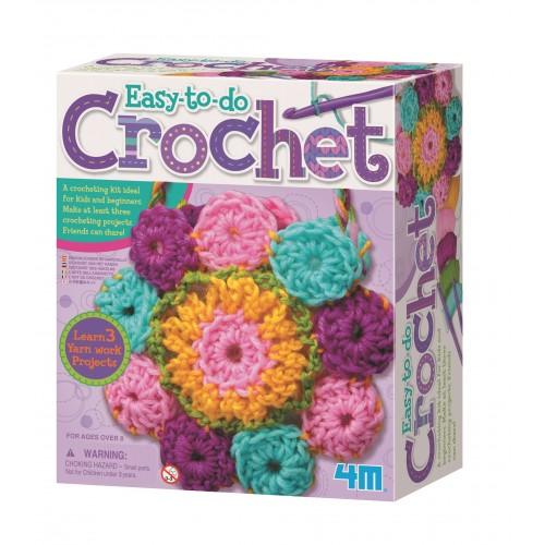 Crochet Art Kit