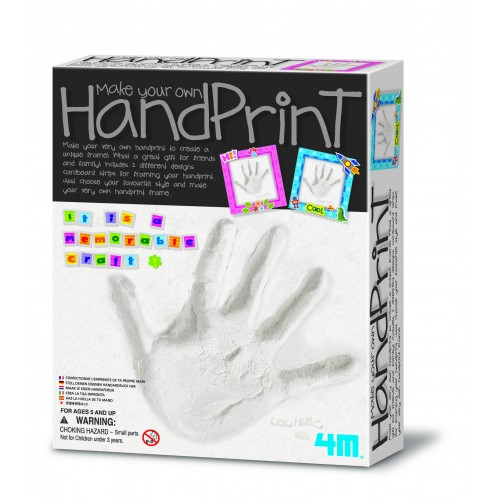 Make your own Handprint