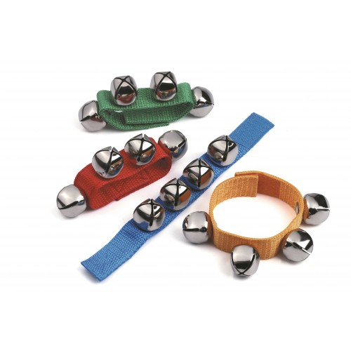 Halilit Wrist Bells (2 pack)