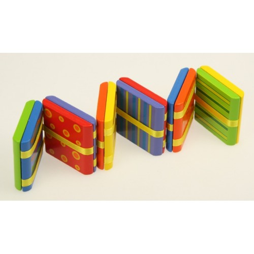 Jacabs Ladder Wooden Fidget Toy