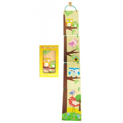Owl and Bird Growth Chart