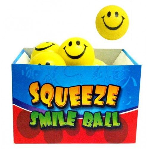 Squeeze Smile Ball