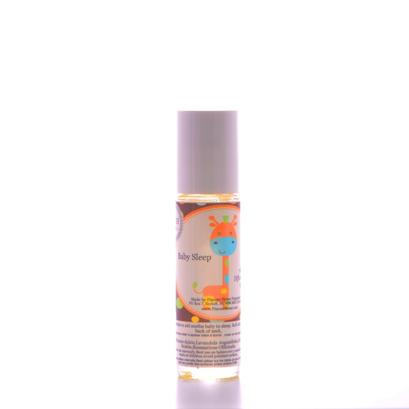 Finesse Olis- Baby Roll-On