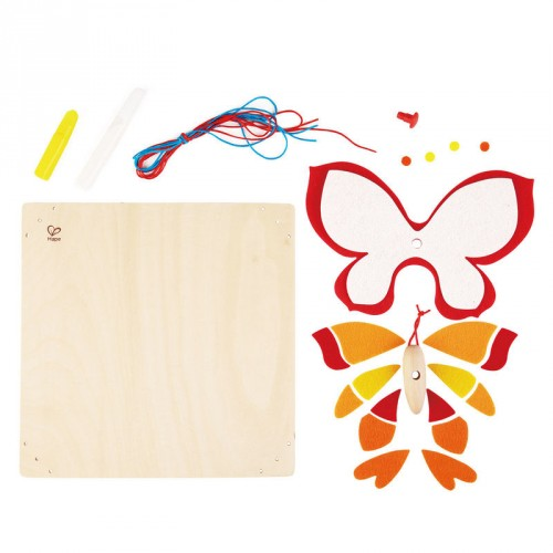 Beautiful Butterfly Craft Set