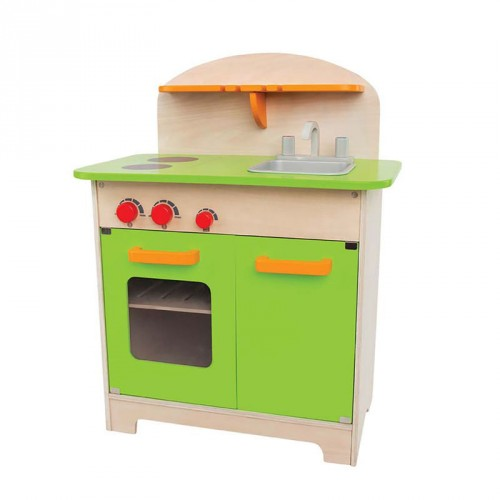 Gourmet Chef Kitchen (Green)