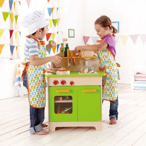Gourmet Chef Kitchen (Green)