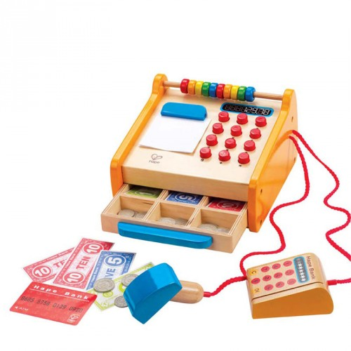 Hape's Checkout Cash & Credit Register