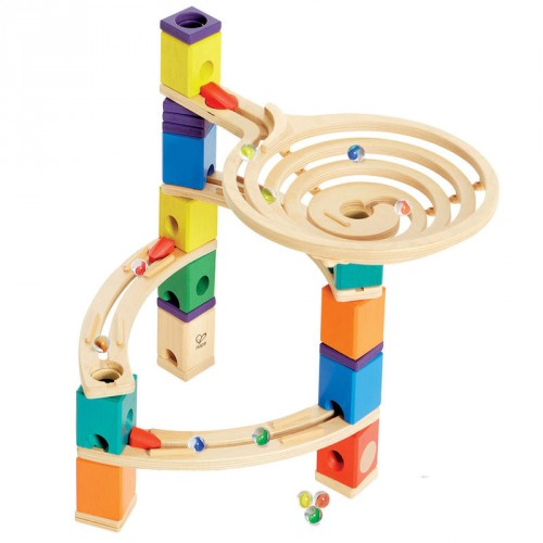 The Hape Roundabout- Marble Run