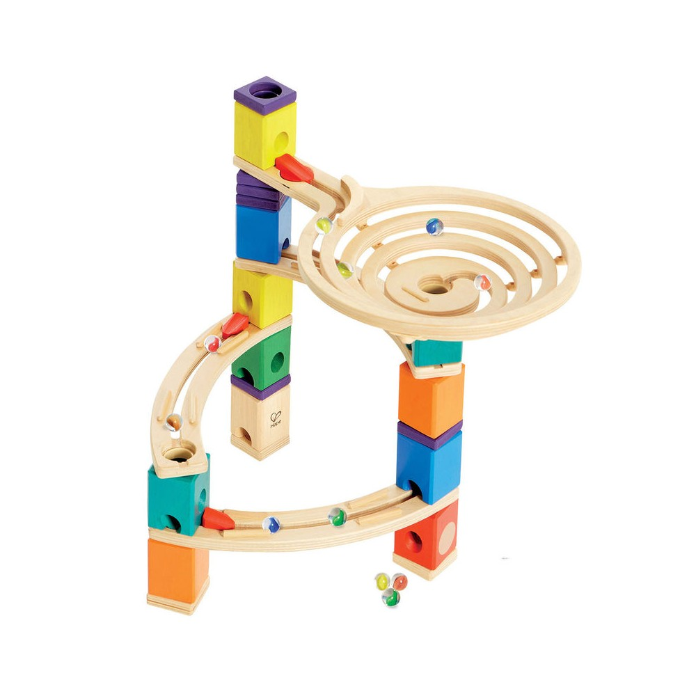 The Hape Roundabout Marble Run