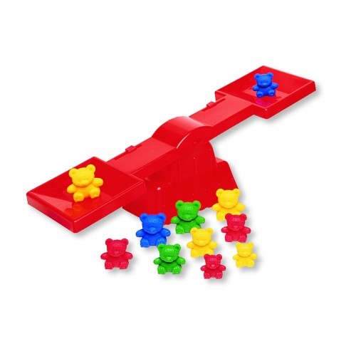 Three Bear Family® Beginner's Balance Scale
