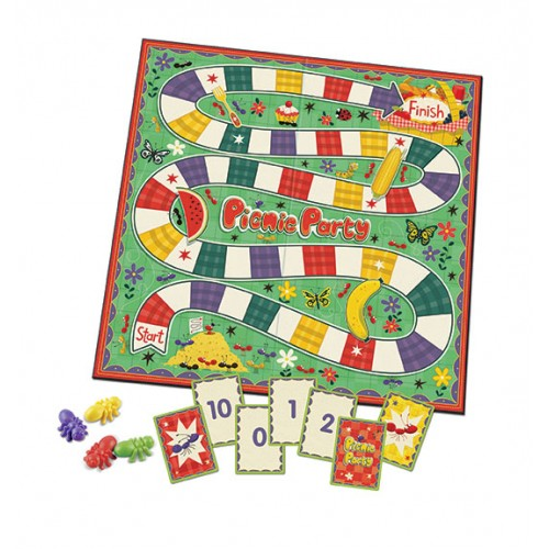 Picnic Party™—An Early Math Game