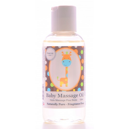 Baby Massage Oil (helps sleeping)
