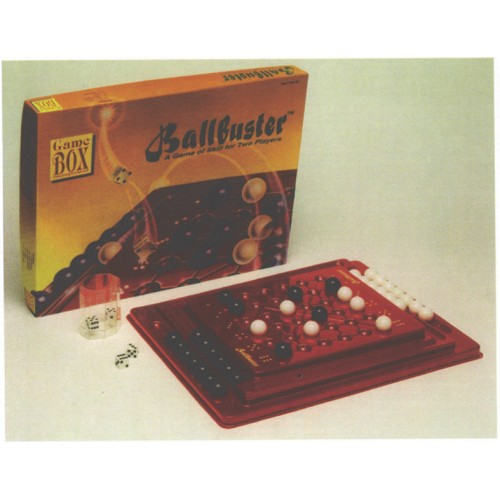 Ballbuster Marble Game
