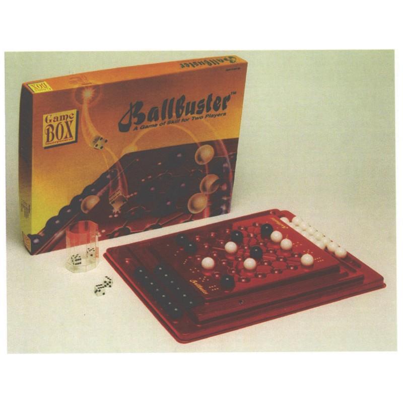 Ballbuster Marble Game