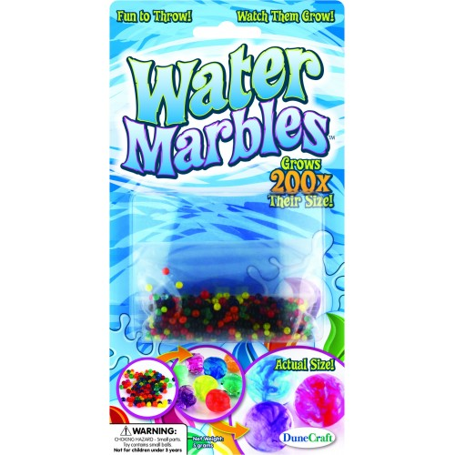 Colorful Water Marbles- Grow X200