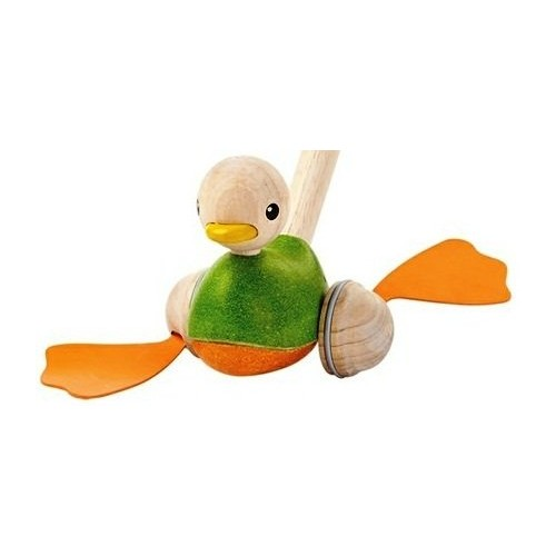 Push-Along Duck