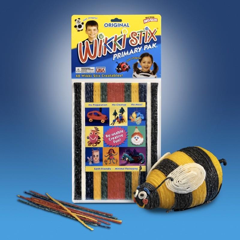 Wikki Rainbow Sticks