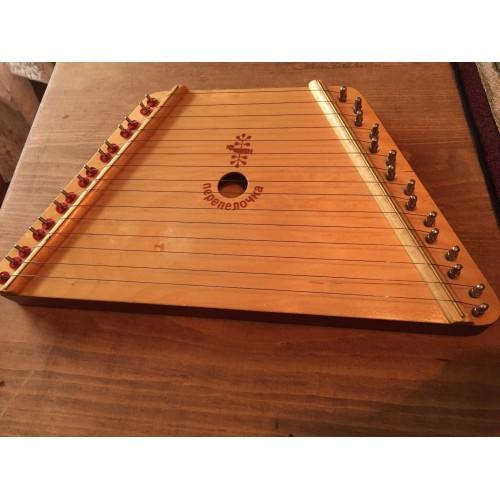 Wooden Music Maker (Lap Harp)