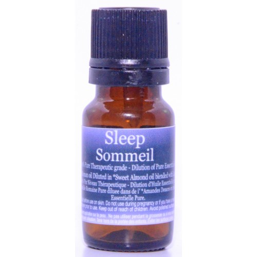 Sleep Essential Oil Blends