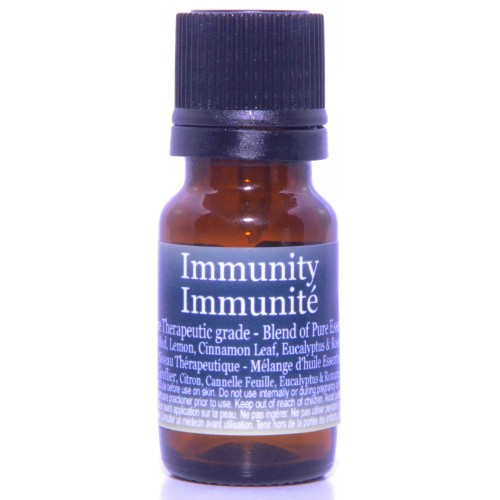 Immunity Essential Oil Blends