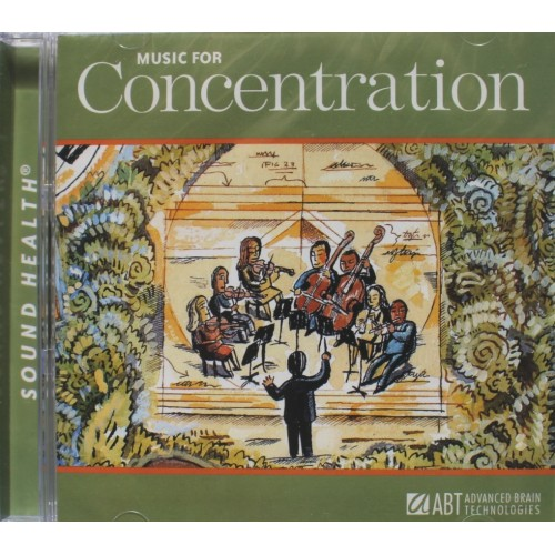 Sound Health®- Music for Concentration
