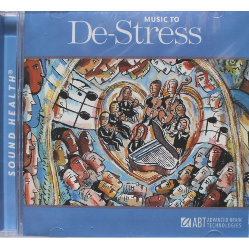 Sound Health®- Music to De-Stress