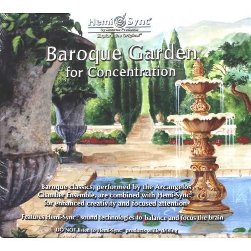 Hemi Sync- Baroque Garden Album