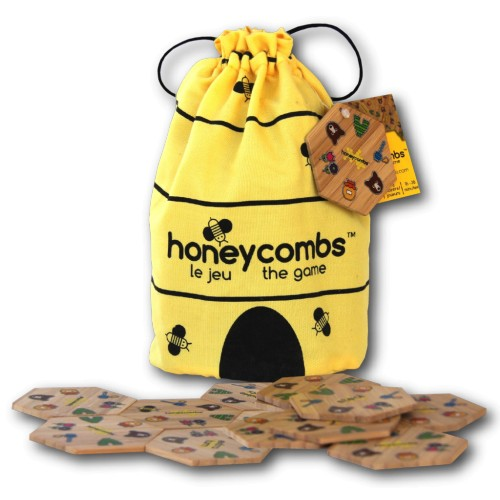 Honeycombs™ Original Bamboo (Matching and Strategy) Game