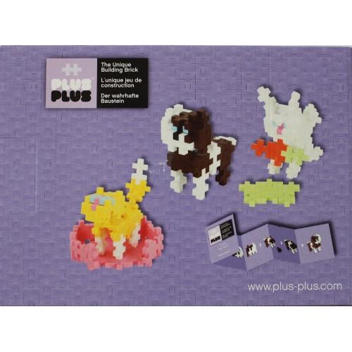 Plus Plus Mini Pastel Pets (170)