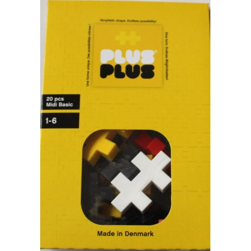 Plus Plus MIDI Blocks (20)