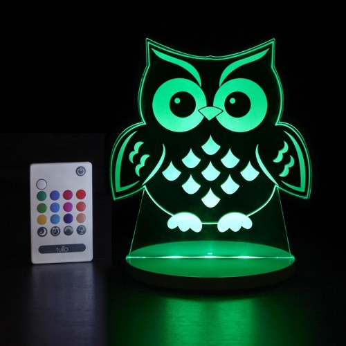 Tulio Sleepy Lights OWL
