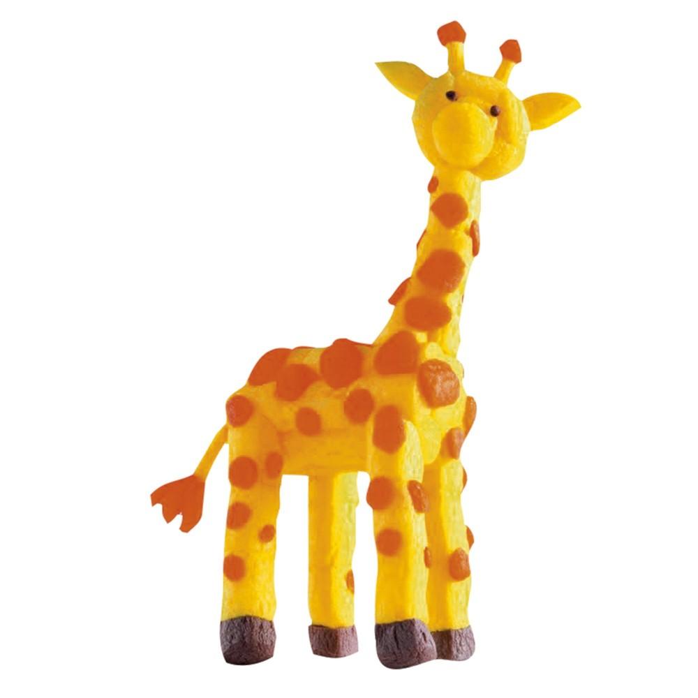 PlayMais Basic Large (700 pcs) & 24 Animal 3D Instruction Book