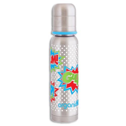 OrganicKidz™ Thermal Baby Bottles (9oz/ 270mL)