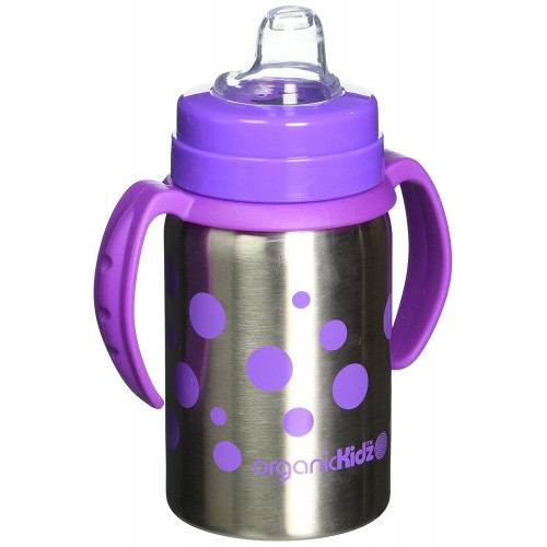 Baby Grows Up- Stainless Steel Bottle Set (9 Ounce)