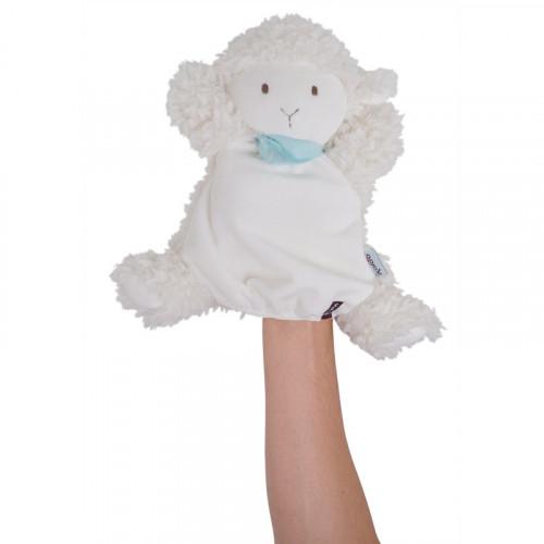 Doudou Puppet Lamb- Kaloo