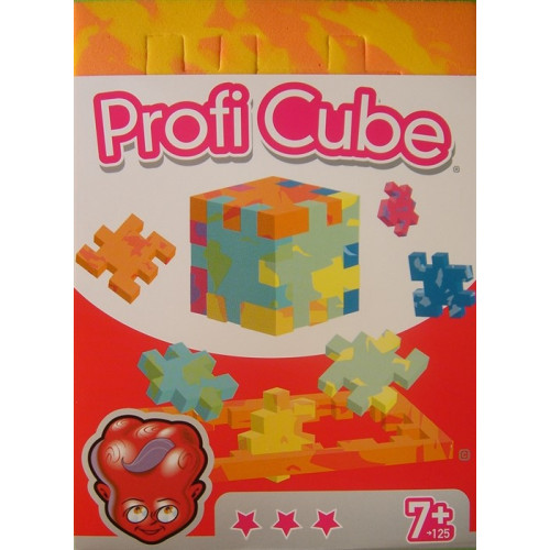 Profi-Cube Single (3D-Puzzles) Ages 7+
