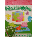Marble-Cube Single (3D-Puzzles) Ages 9+