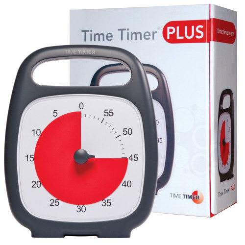 Time Timer PLUS®