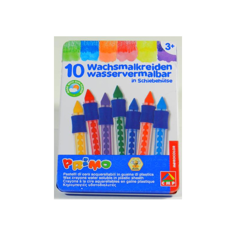 Water Soluble Wax Crayons