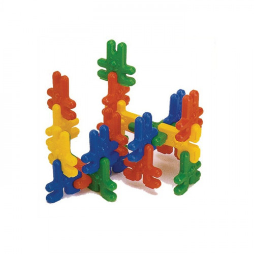 Rabbit Interlocking Blocks (50 piece Set)