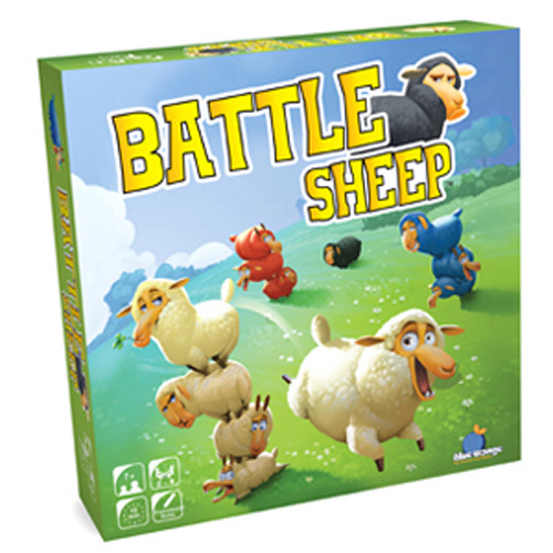 Battle Sheep (multilingual)