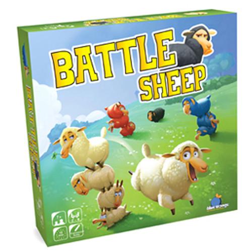 Battle Sheep (multilingual)