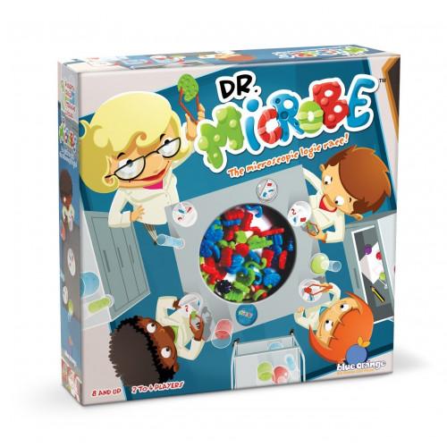 Dr. Microbe (Science Logic Board Game)