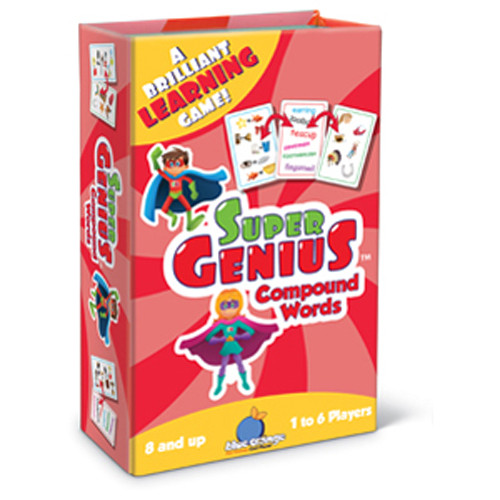 Super Genius Compound Words