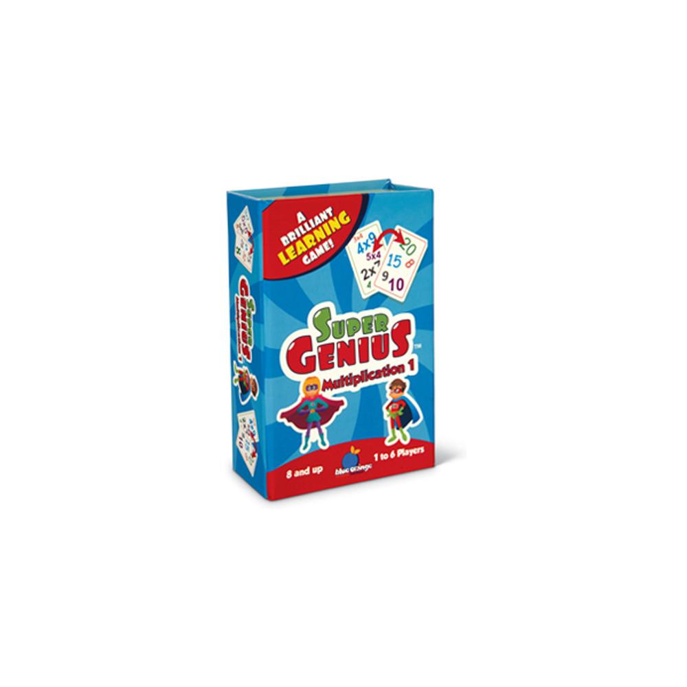 Super Genius (Multiplication) Game