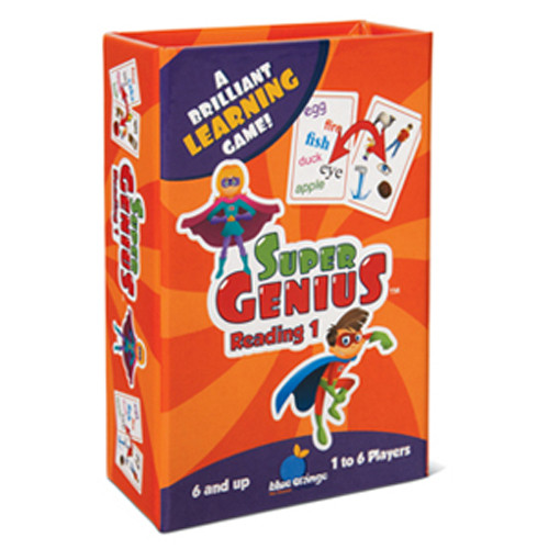 Super Genius (Reading) Game