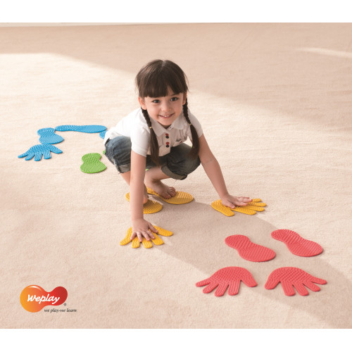 Weplay Foot & Handprint Set (12 pcs)