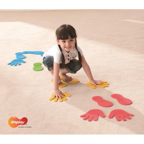 Weplay Foot & Handprint Set (12 pcs)